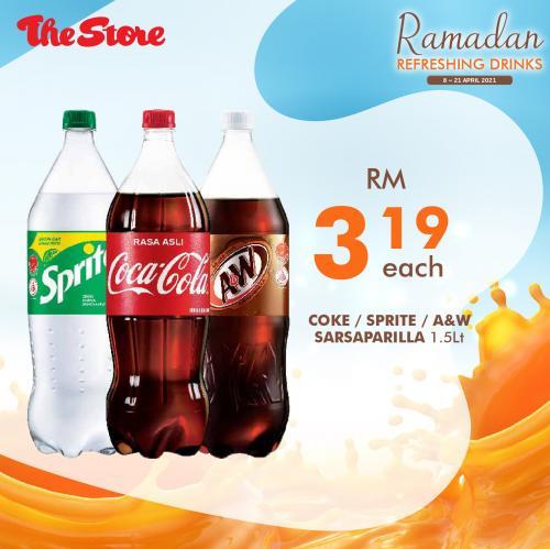 The-Store-Ramadan-Refreshing-Drinks-Promotion-7-350x349 - Johor Kedah Kelantan Kuala Lumpur Melaka Negeri Sembilan Pahang Penang Perak Perlis Promotions & Freebies Putrajaya Sabah Sarawak Selangor Supermarket & Hypermarket Terengganu