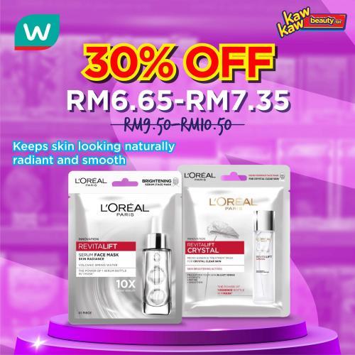 Watsons-Skincare-Sale-12-350x350 - Beauty & Health Johor Kedah Kelantan Kuala Lumpur Malaysia Sales Melaka Negeri Sembilan Online Store Pahang Penang Perak Perlis Personal Care Putrajaya Sabah Sarawak Selangor Skincare Terengganu