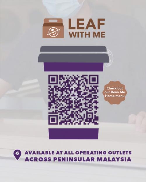 Coffee-Bean-LeafWithMe-15-OFF-Promotion-1-350x437 - Beverages Food , Restaurant & Pub Johor Kedah Kelantan Kuala Lumpur Melaka Negeri Sembilan Pahang Penang Perak Perlis Promotions & Freebies Putrajaya Selangor Terengganu