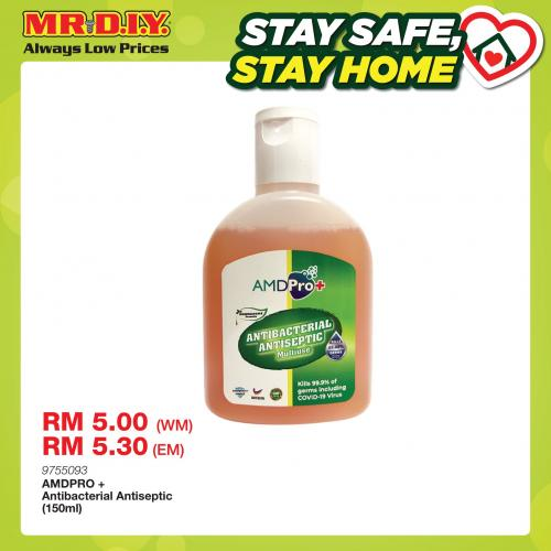 MR-DIY-Stay-Safe-Stay-Home-Promotion-7-350x350 - Johor Kedah Kelantan Kuala Lumpur Melaka Negeri Sembilan Others Pahang Penang Perak Perlis Promotions & Freebies Putrajaya Sabah Sarawak Selangor Terengganu