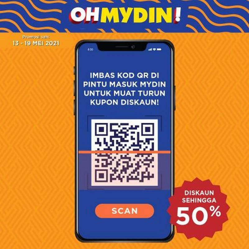 MYDIN-OhMydin-Discount-Coupon-Promotion-350x350 - Johor Kedah Kelantan Kuala Lumpur Melaka Negeri Sembilan Pahang Penang Perak Perlis Promotions & Freebies Putrajaya Sabah Sarawak Selangor Supermarket & Hypermarket Terengganu