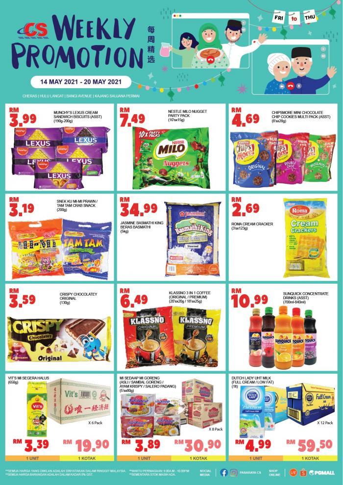 Pasaraya-CS-Weekly-Promotion-2-1-350x495 - Perak Promotions & Freebies Selangor Supermarket & Hypermarket