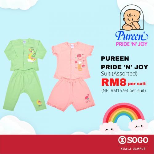 SOGO-Pureen-Promotion-3-350x350 - Baby & Kids & Toys Babycare Kuala Lumpur Promotions & Freebies Selangor Supermarket & Hypermarket