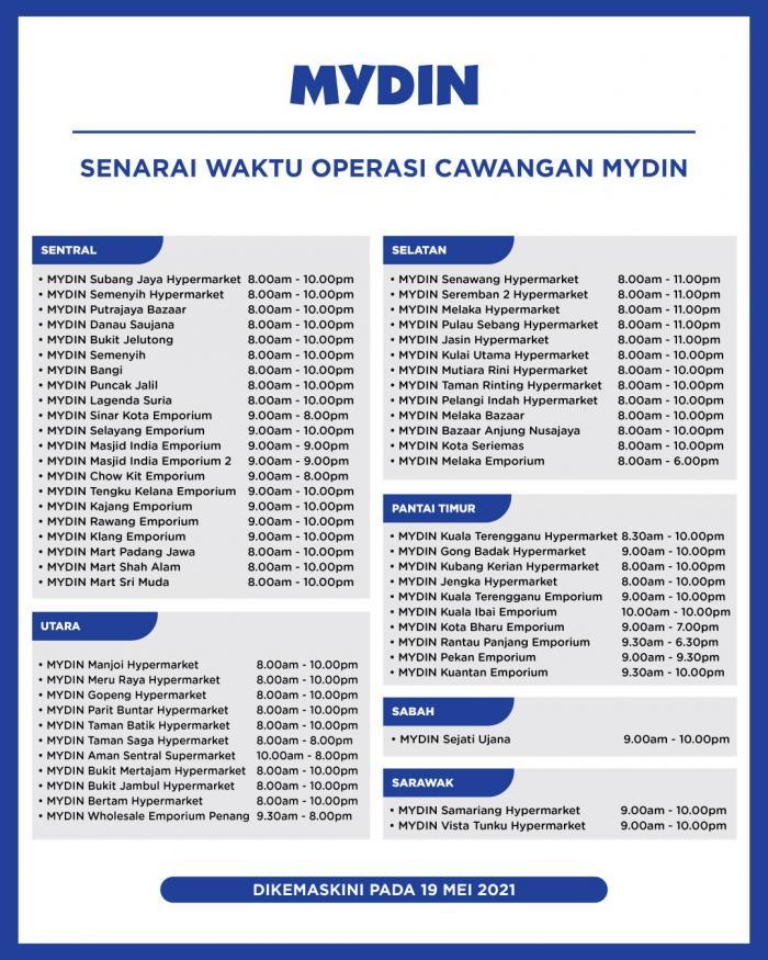 Supermarket-MCO-Opening-Hours-6-350x438 - Johor Kedah Kelantan Kuala Lumpur Melaka Negeri Sembilan Pahang Penang Perak Perlis Promotions & Freebies Putrajaya Sabah Sarawak Selangor Supermarket & Hypermarket Terengganu