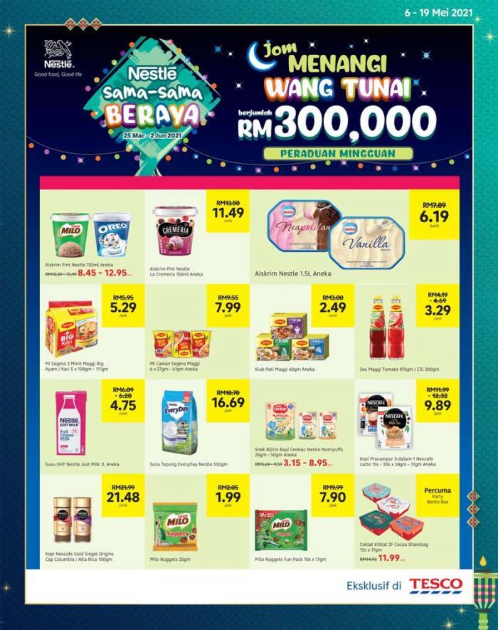 Tesco-Hari-Raya-Promotion-Catalogue-10-350x443 - Johor Kedah Kelantan Kuala Lumpur Melaka Negeri Sembilan Pahang Penang Perak Perlis Promotions & Freebies Putrajaya Sabah Sarawak Selangor Supermarket & Hypermarket Terengganu