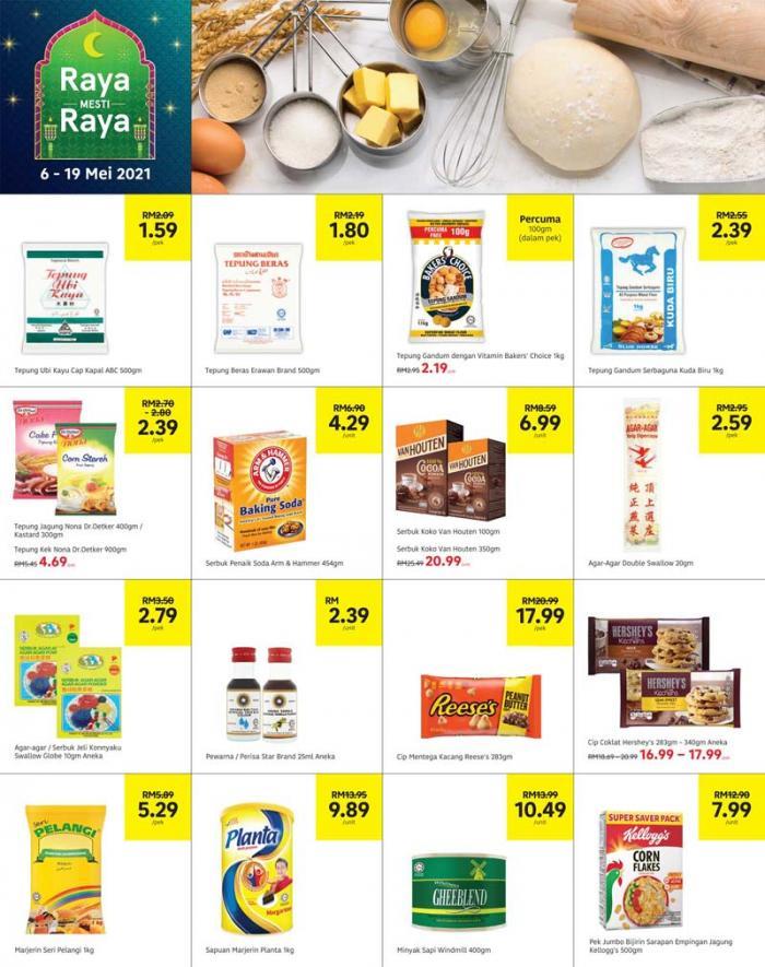 Tesco-Hari-Raya-Promotion-Catalogue-5-350x443 - Johor Kedah Kelantan Kuala Lumpur Melaka Negeri Sembilan Pahang Penang Perak Perlis Promotions & Freebies Putrajaya Sabah Sarawak Selangor Supermarket & Hypermarket Terengganu