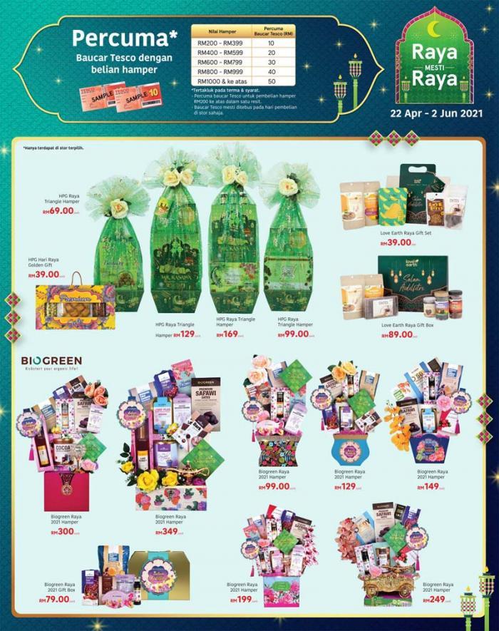 Tesco-Hari-Raya-Promotion-Catalogue-8-350x443 - Johor Kedah Kelantan Kuala Lumpur Melaka Negeri Sembilan Pahang Penang Perak Perlis Promotions & Freebies Putrajaya Sabah Sarawak Selangor Supermarket & Hypermarket Terengganu