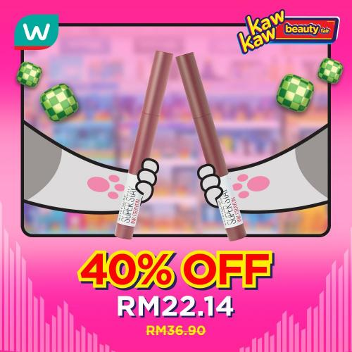 Watsons-Cosmetics-Sale-20-350x350 - Beauty & Health Cosmetics Johor Kedah Kelantan Kuala Lumpur Malaysia Sales Melaka Negeri Sembilan Online Store Pahang Penang Perak Perlis Putrajaya Sabah Sarawak Selangor Terengganu