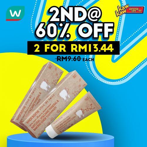 Watsons-Oral-Care-Sale-10-350x350 - Beauty & Health Johor Kedah Kelantan Kuala Lumpur Malaysia Sales Melaka Negeri Sembilan Pahang Penang Perak Perlis Personal Care Putrajaya Sabah Sarawak Selangor Terengganu