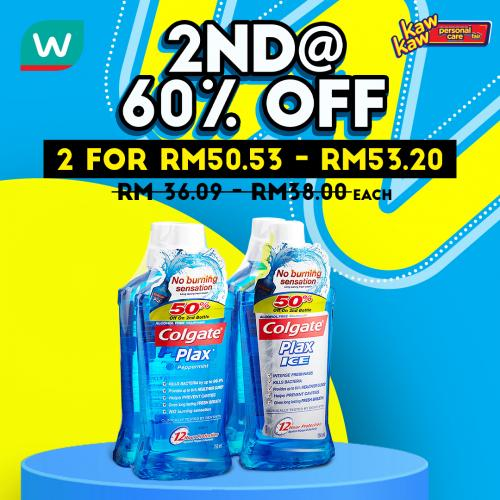 Watsons-Oral-Care-Sale-11-350x350 - Beauty & Health Johor Kedah Kelantan Kuala Lumpur Malaysia Sales Melaka Negeri Sembilan Pahang Penang Perak Perlis Personal Care Putrajaya Sabah Sarawak Selangor Terengganu