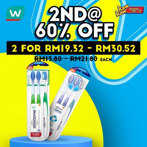 Watsons-Oral-Care-Sale-14-350x350 - Beauty & Health Johor Kedah Kelantan Kuala Lumpur Malaysia Sales Melaka Negeri Sembilan Pahang Penang Perak Perlis Personal Care Putrajaya Sabah Sarawak Selangor Terengganu