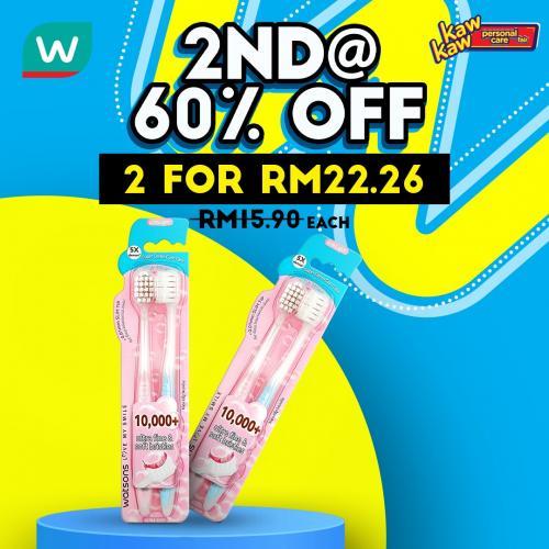Watsons-Oral-Care-Sale-16-350x350 - Beauty & Health Johor Kedah Kelantan Kuala Lumpur Malaysia Sales Melaka Negeri Sembilan Pahang Penang Perak Perlis Personal Care Putrajaya Sabah Sarawak Selangor Terengganu