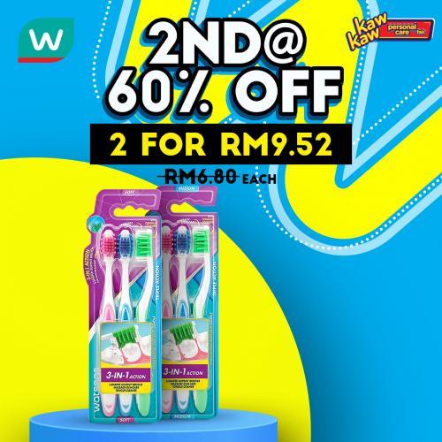 Watsons-Oral-Care-Sale-17-350x350 - Beauty & Health Johor Kedah Kelantan Kuala Lumpur Malaysia Sales Melaka Negeri Sembilan Pahang Penang Perak Perlis Personal Care Putrajaya Sabah Sarawak Selangor Terengganu