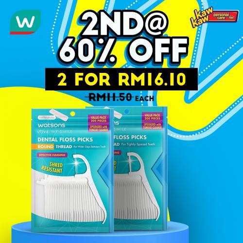 Watsons-Oral-Care-Sale-18-350x350 - Beauty & Health Johor Kedah Kelantan Kuala Lumpur Malaysia Sales Melaka Negeri Sembilan Pahang Penang Perak Perlis Personal Care Putrajaya Sabah Sarawak Selangor Terengganu