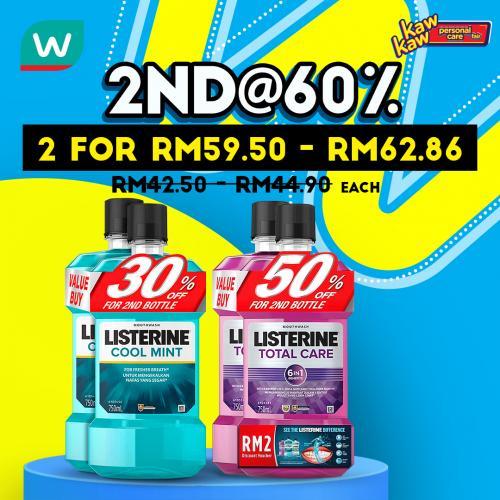Watsons-Oral-Care-Sale-2-350x350 - Beauty & Health Johor Kedah Kelantan Kuala Lumpur Malaysia Sales Melaka Negeri Sembilan Pahang Penang Perak Perlis Personal Care Putrajaya Sabah Sarawak Selangor Terengganu