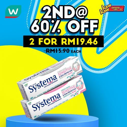 Watsons-Oral-Care-Sale-8-350x350 - Beauty & Health Johor Kedah Kelantan Kuala Lumpur Malaysia Sales Melaka Negeri Sembilan Pahang Penang Perak Perlis Personal Care Putrajaya Sabah Sarawak Selangor Terengganu