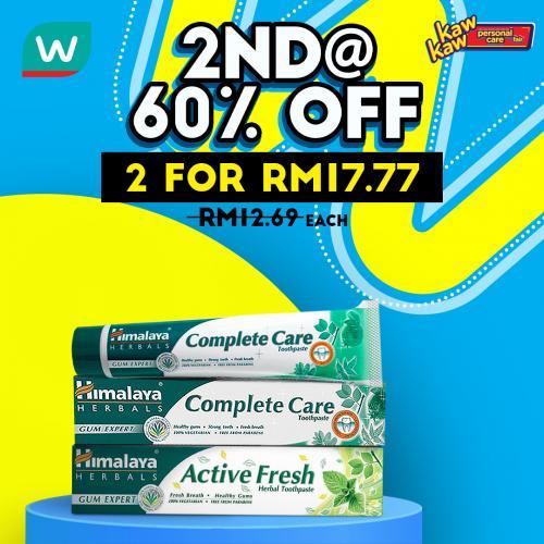 Watsons-Oral-Care-Sale-9-350x350 - Beauty & Health Johor Kedah Kelantan Kuala Lumpur Malaysia Sales Melaka Negeri Sembilan Pahang Penang Perak Perlis Personal Care Putrajaya Sabah Sarawak Selangor Terengganu