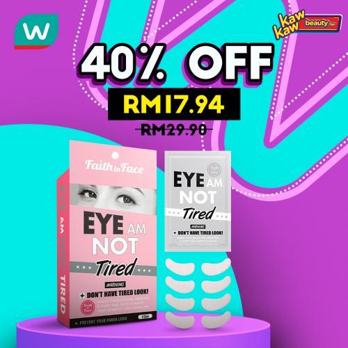 Watsons-Skincare-Sale-10-350x350 - Beauty & Health Johor Kedah Kelantan Kuala Lumpur Malaysia Sales Melaka Negeri Sembilan Pahang Penang Perak Perlis Personal Care Putrajaya Sabah Sarawak Selangor Skincare Terengganu