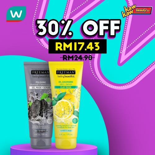 Watsons-Skincare-Sale-17-350x350 - Beauty & Health Johor Kedah Kelantan Kuala Lumpur Malaysia Sales Melaka Negeri Sembilan Pahang Penang Perak Perlis Personal Care Putrajaya Sabah Sarawak Selangor Skincare Terengganu