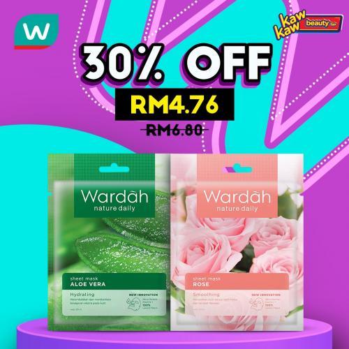 Watsons-Skincare-Sale-20-350x350 - Beauty & Health Johor Kedah Kelantan Kuala Lumpur Malaysia Sales Melaka Negeri Sembilan Pahang Penang Perak Perlis Personal Care Putrajaya Sabah Sarawak Selangor Skincare Terengganu