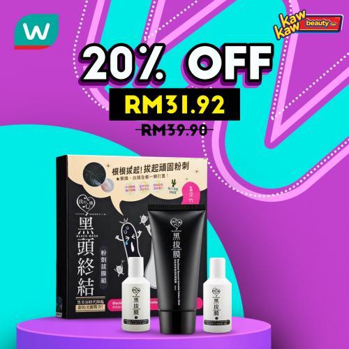Watsons-Skincare-Sale-21-350x350 - Beauty & Health Johor Kedah Kelantan Kuala Lumpur Malaysia Sales Melaka Negeri Sembilan Pahang Penang Perak Perlis Personal Care Putrajaya Sabah Sarawak Selangor Skincare Terengganu