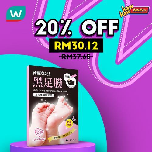 Watsons-Skincare-Sale-22-350x350 - Beauty & Health Johor Kedah Kelantan Kuala Lumpur Malaysia Sales Melaka Negeri Sembilan Pahang Penang Perak Perlis Personal Care Putrajaya Sabah Sarawak Selangor Skincare Terengganu