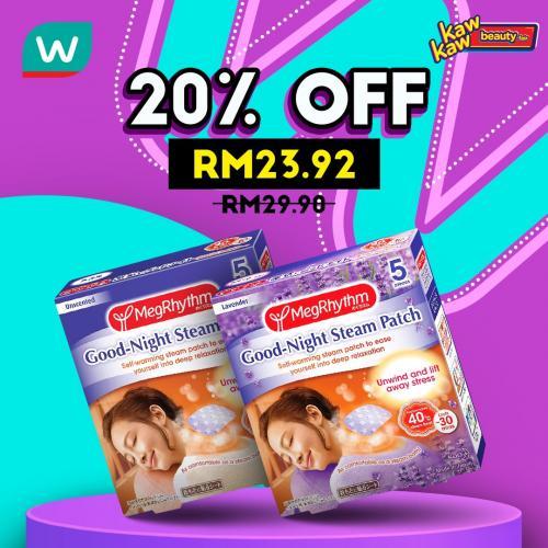 Watsons-Skincare-Sale-23-350x350 - Beauty & Health Johor Kedah Kelantan Kuala Lumpur Malaysia Sales Melaka Negeri Sembilan Pahang Penang Perak Perlis Personal Care Putrajaya Sabah Sarawak Selangor Skincare Terengganu