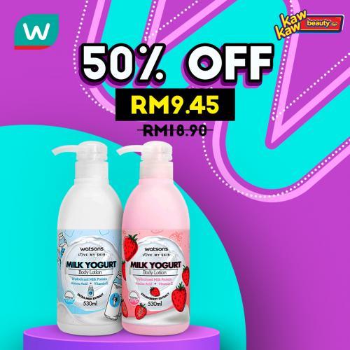 Watsons-Skincare-Sale-3-350x350 - Beauty & Health Johor Kedah Kelantan Kuala Lumpur Malaysia Sales Melaka Negeri Sembilan Pahang Penang Perak Perlis Personal Care Putrajaya Sabah Sarawak Selangor Skincare Terengganu