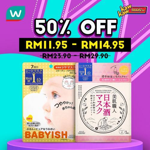 Watsons-Skincare-Sale-4-350x350 - Beauty & Health Johor Kedah Kelantan Kuala Lumpur Malaysia Sales Melaka Negeri Sembilan Pahang Penang Perak Perlis Personal Care Putrajaya Sabah Sarawak Selangor Skincare Terengganu