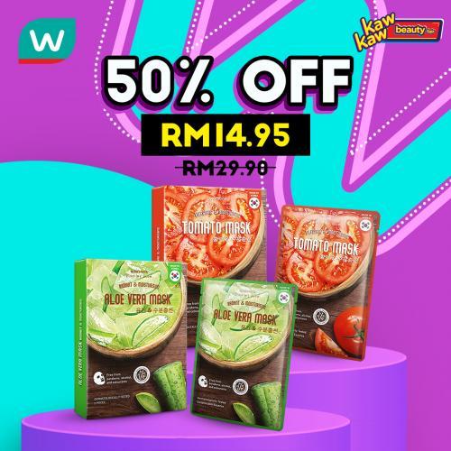 Watsons-Skincare-Sale-7-350x350 - Beauty & Health Johor Kedah Kelantan Kuala Lumpur Malaysia Sales Melaka Negeri Sembilan Pahang Penang Perak Perlis Personal Care Putrajaya Sabah Sarawak Selangor Skincare Terengganu