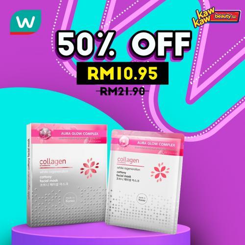 Watsons-Skincare-Sale-8-350x350 - Beauty & Health Johor Kedah Kelantan Kuala Lumpur Malaysia Sales Melaka Negeri Sembilan Pahang Penang Perak Perlis Personal Care Putrajaya Sabah Sarawak Selangor Skincare Terengganu