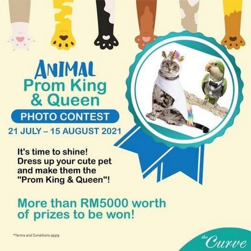 Animal-Prom-King-Queen-Contest-350x350 - Events & Fairs Johor Kedah Kelantan Kuala Lumpur Melaka Negeri Sembilan Online Store Others Pahang Penang Perak Perlis Putrajaya Sabah Sales Happening Now In Malaysia Sarawak Selangor Terengganu