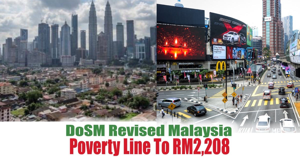 Poverty-Line-To-RM2208 - LifeStyle