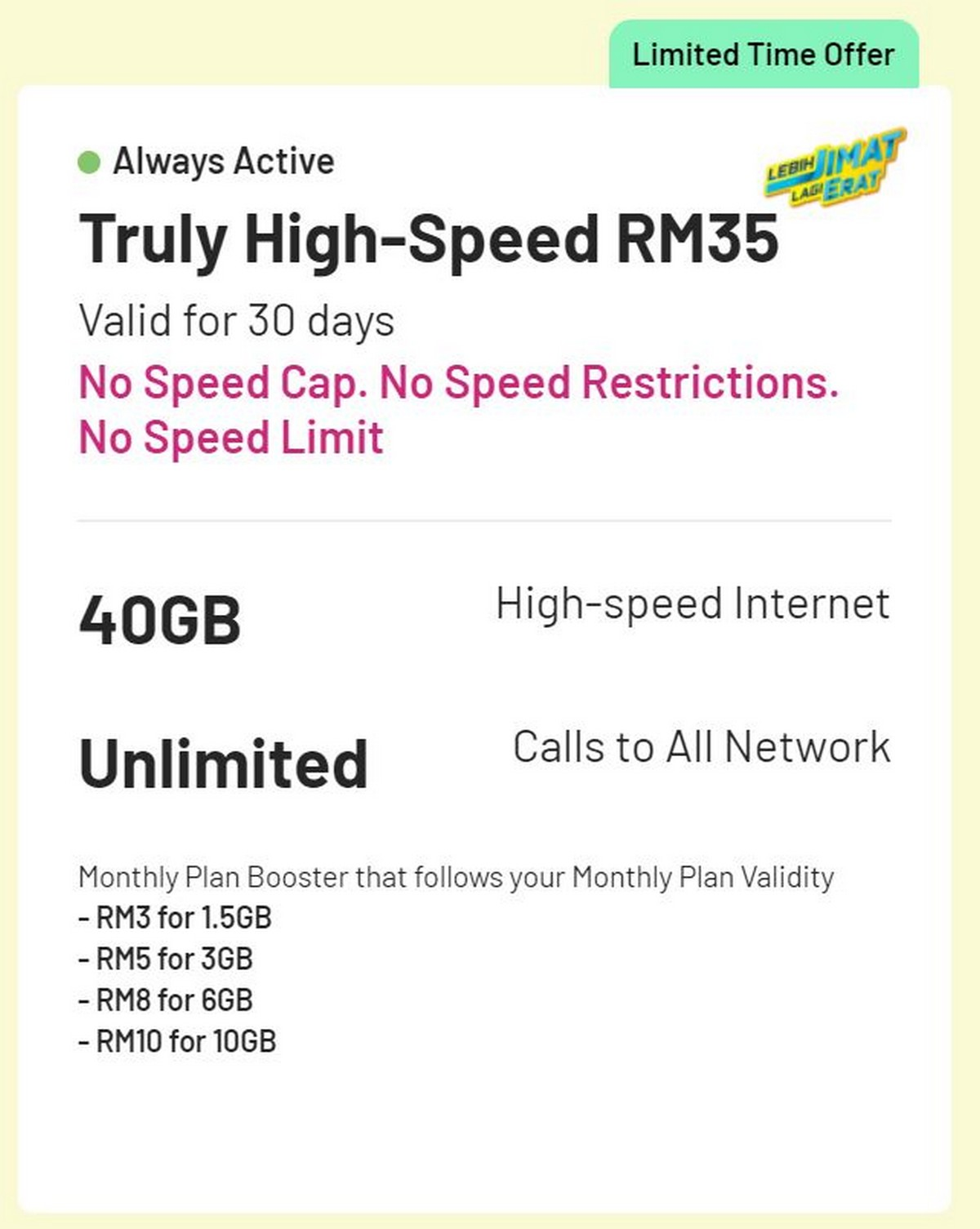 digi-truly-high-speed-rm35 - LifeStyle